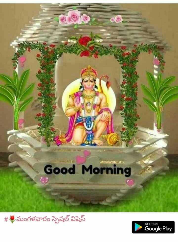 🌷మంగళవారం స్పెషల్ విషెస్ - Good Morning   # 9మంగళవారం స్పెషల్ విషెస్ GET IT ON Google Play - ShareChat