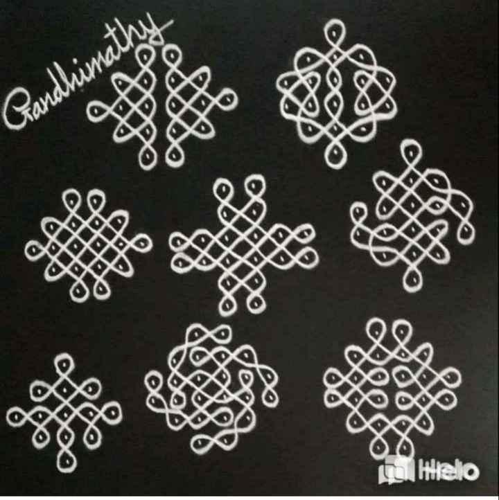 🤞🏽ముత్యాల ముగ్గులు - Gandhimathy - ShareChat