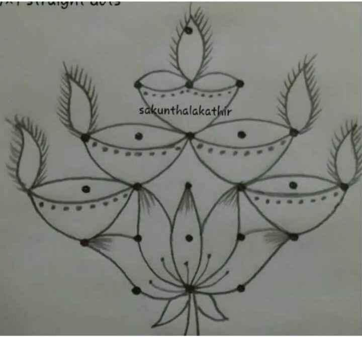 🤞🏽ముత్యాల ముగ్గులు - sakunthalakathir - ShareChat