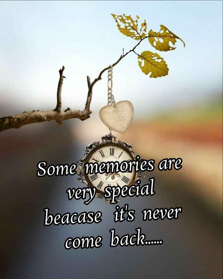 😔మూడ్ ఆఫ్ స్టేటస్ - Some memories are very special beacase it ' s never come back . com - ShareChat
