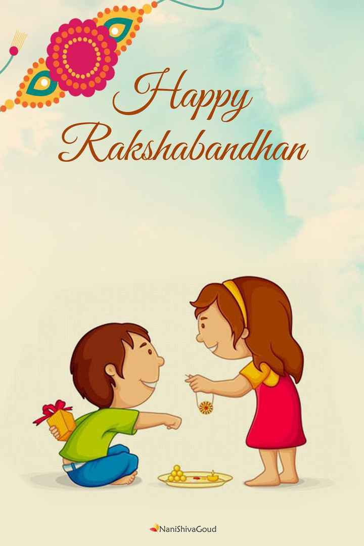 😉రాఖీ తయారీ - Happy Rakshabandhan NaniShivaGoud - ShareChat