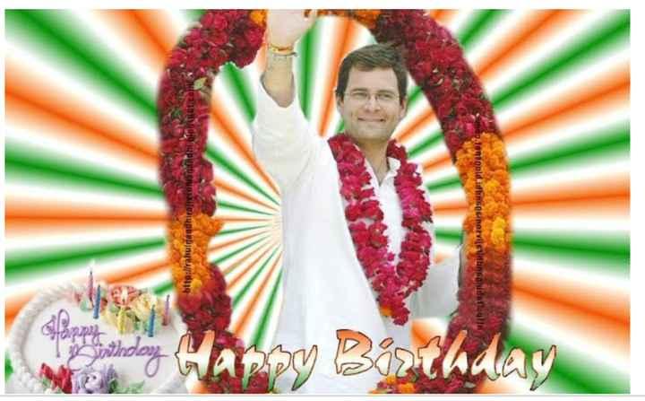 🎂రాహుల్ గాంధీ పుట్టినరోజు - window http : / / rahulgaudhira yowagandhi blogspot . com Happy Birthday ludlu vodo . Jogtopld idipsino Vii - ShareChat