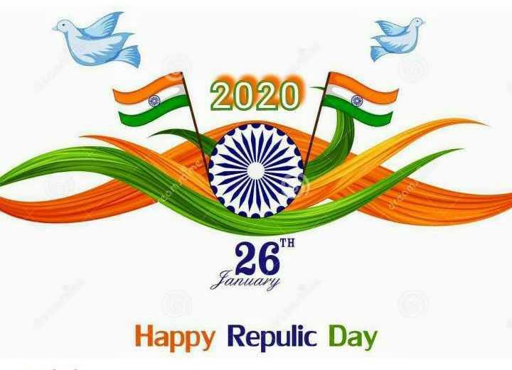 📺రిపబ్లిక్ డే వీడియోలు - 2020 26 January Happy Repulic Day - ShareChat