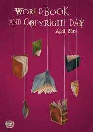 📒వరల్డ్ కాపీరైట్ డే - WORLD BOOK AND COPYRIGHT DAY April 23 - ShareChat