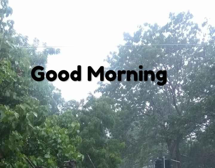 వర్ష కాలం - 5 . Good Morning - ShareChat