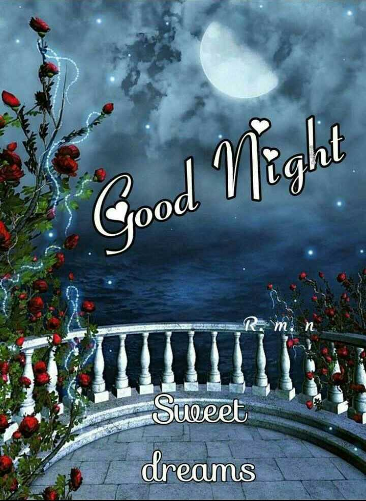 💐విషెస్ GIF - Good Night mn Suoeet dreams - ShareChat