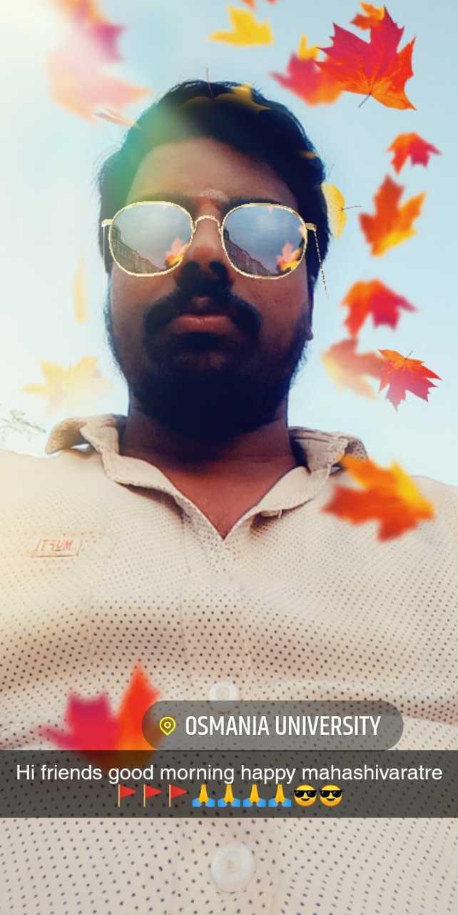📱శివరాత్రి డబ్స్మాష్ - © OSMANIA UNIVERSITY Hi friends good morning happy mahashivaratre TITI - ShareChat