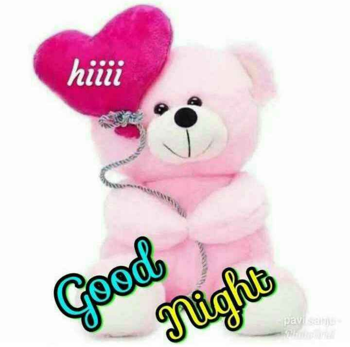 😴శుభరాత్రి - hilli Good Night pavisa - ShareChat