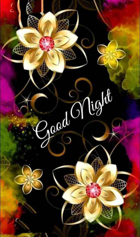 😴శుభరాత్రి - . Good Night - ShareChat