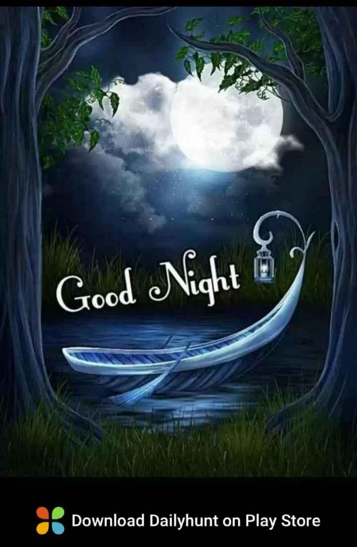 😴శుభరాత్రి - Good Night Download Dailyhunt on Play Store - ShareChat