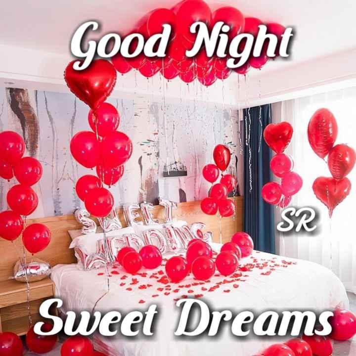 😴శుభరాత్రి - Good Night SR Sweet Dreams - ShareChat
