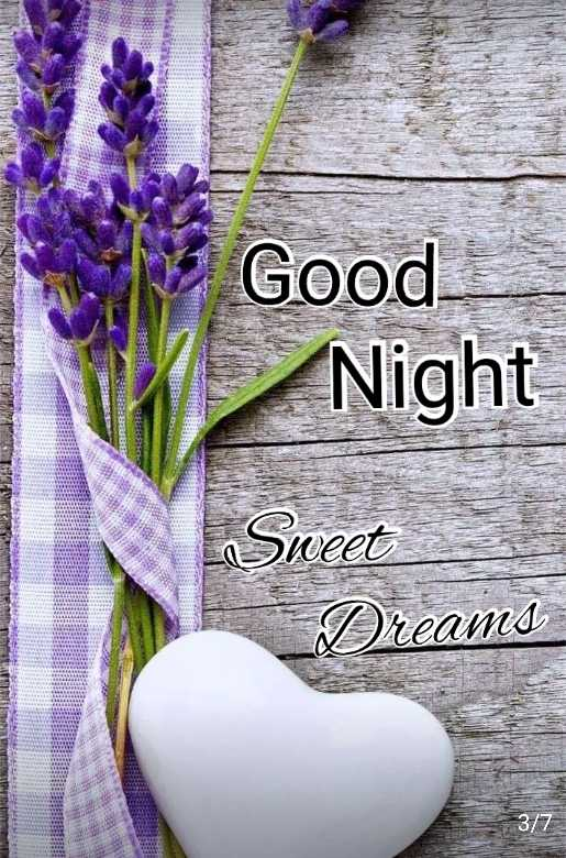 😴శుభరాత్రి - Good Night Sweet Dreams INGO de 2 . NET 3 / 7 E B - ShareChat