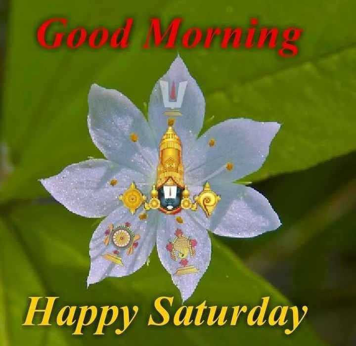 🙏శుభాకాంక్షలు - Good Morning Happy Saturday - ShareChat