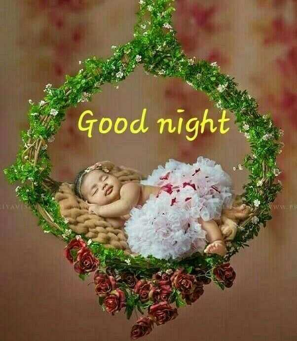 🙏శుభాకాంక్షలు - * Good night . - ShareChat