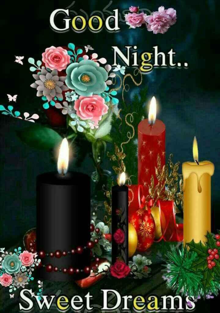 🙏శుభాకాంక్షలు - Good Night . . Sweet Dreams - ShareChat