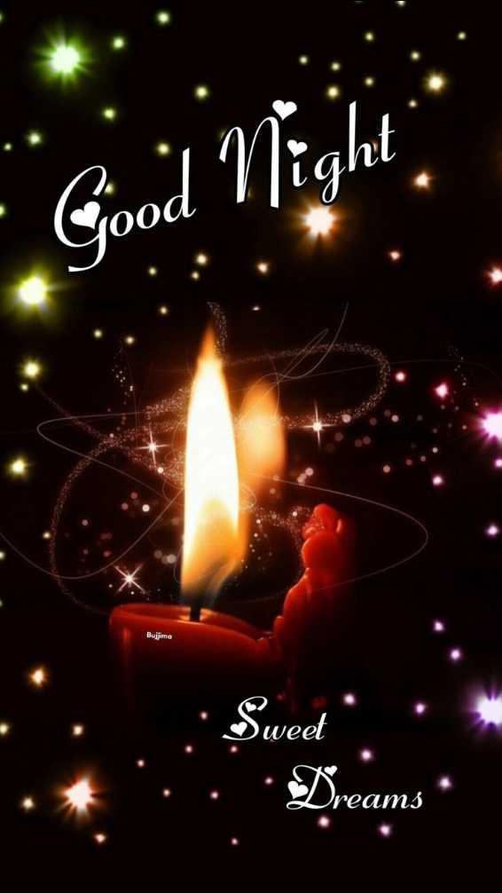 🙏శుభాకాంక్షలు - - Good Night - Bujjima Sweet Dreams - ShareChat