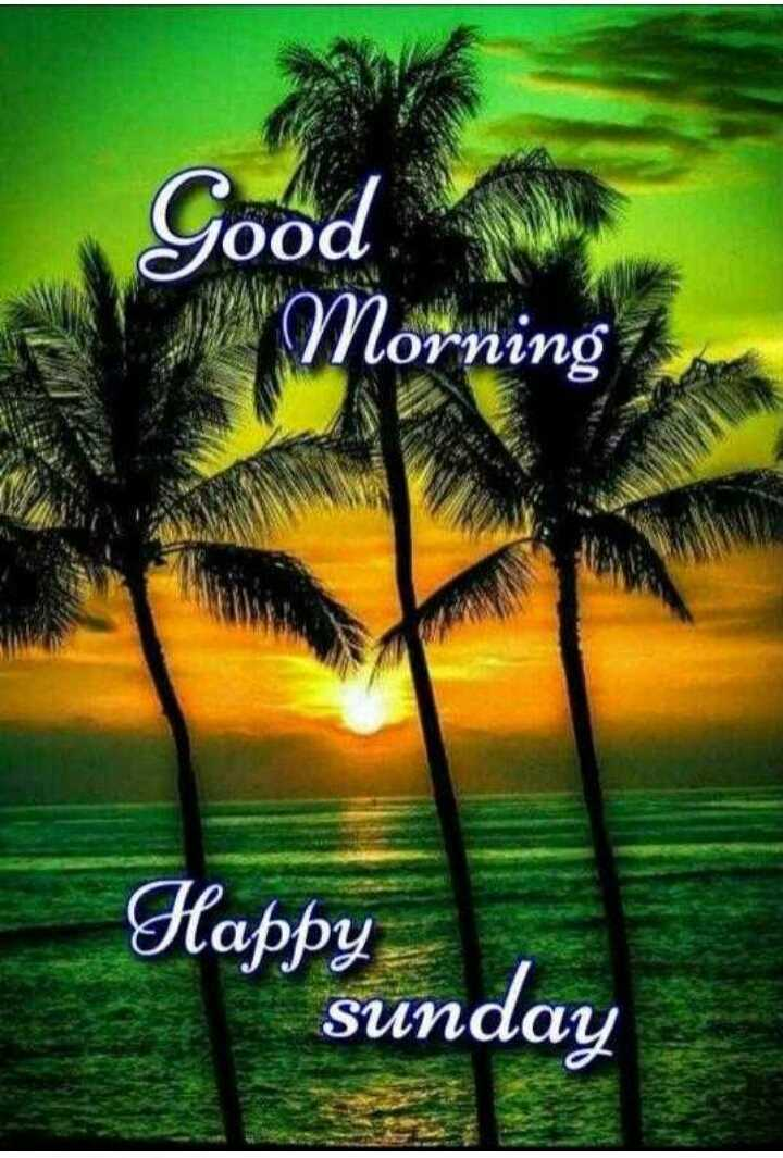 🌅శుభోదయం - ood Morning Happy sunday - ShareChat