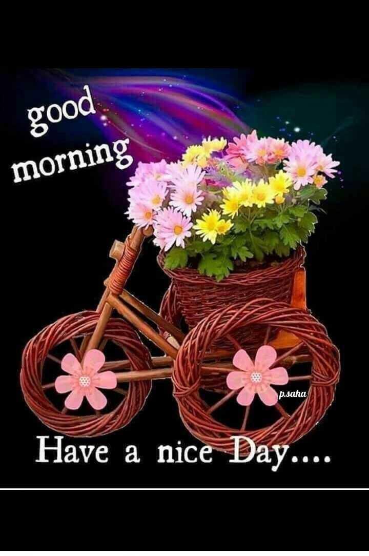 🌅శుభోదయం - good morning p . saha Have a nice Day . . . . - ShareChat