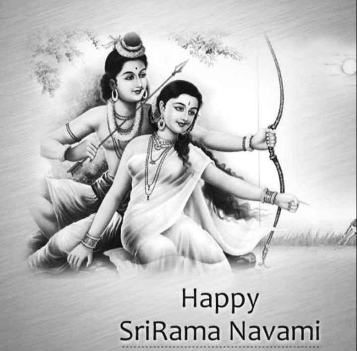 🌷శ్రీరామనవమి శుభాకాంక్షలు🌷 - Happy SriRama Navami - ShareChat