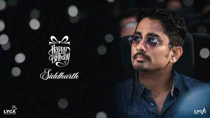 🎂సిద్దార్థ్ పుట్టినరోజు🎉🎈 - Siddharth LYCRA LYC ) PRODUCTIONS MUSIC - ShareChat