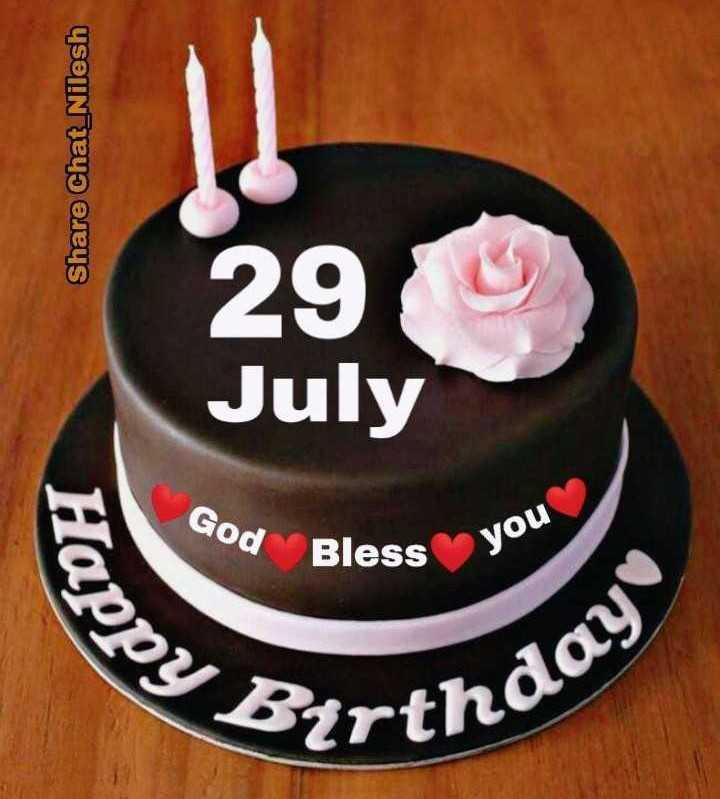 🎂సోనియా దీప్తి పుట్టినరోజు🎁🎉 - Share Chat Nilesh July God Od Bless you s sopy B2 earthdo - ShareChat