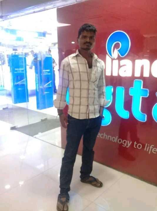 🙏 స్వర్ణకవచాలంకృత దుర్గాదేవి - jani achnology to life - ShareChat
