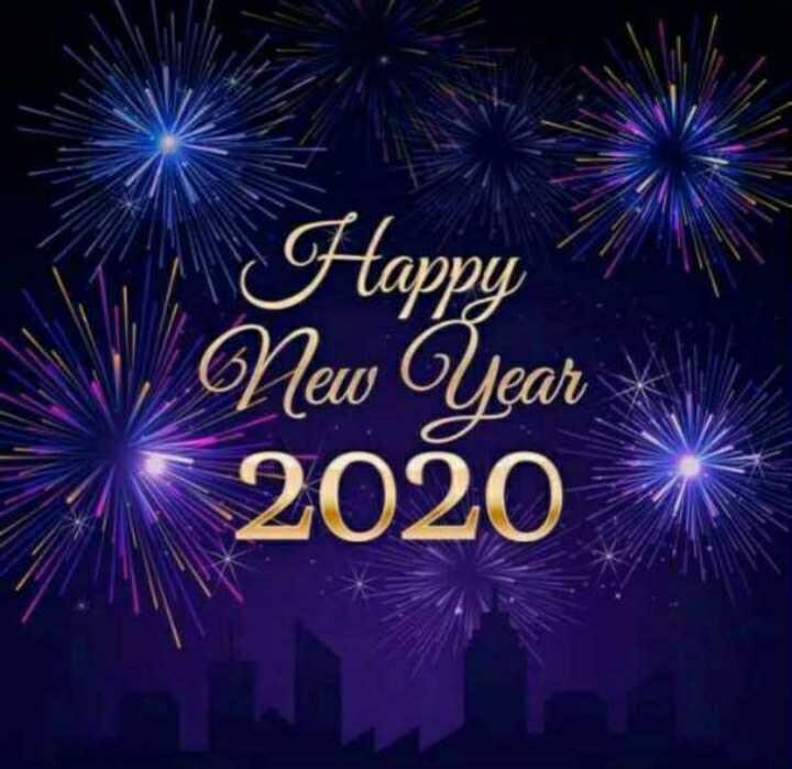 🥳హ్యాపీ న్యూ ఇయర్ 2020 - Happy New Year 2020 - ShareChat