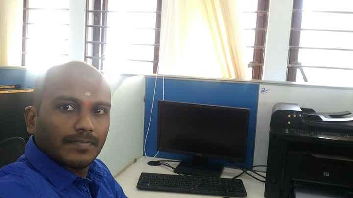 ಕೆಲಸದ ನಡುವೆ ಸೆಲ್ಫಿ - ShareChat