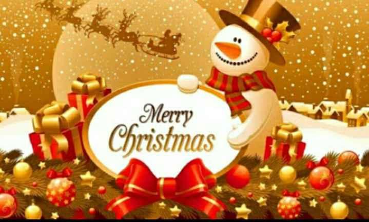 🎉ಕ್ರಿಸ್ಮಸ್ ಸಂಭ್ರಮ - Merry Christmas - ShareChat