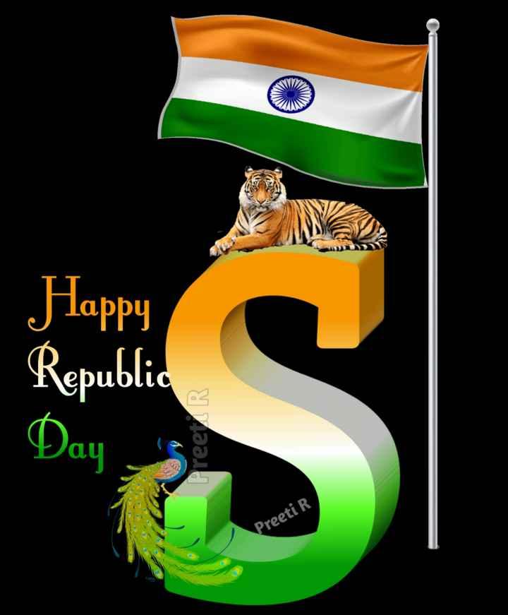 🙏ಗಣರಾಜ್ಯೋತ್ಸವದ ಶುಭಾಶಯಗಳು - Happy Republic Day 3 Preet R . Preeti R - ShareChat
