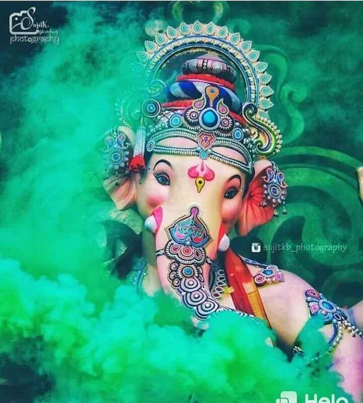 🐘ಗಣೇಶನ ಡಬ್ ಸ್ಮಾಶ್ - Pujak photography TRUTH o sujitkb _ photography elo - ShareChat