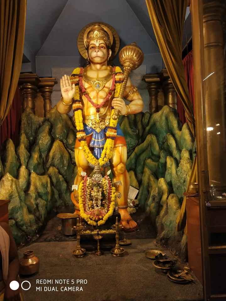ಜೈ ಭಜರಂಗಿ 🙏 - REDMI NOTE 5 PRO MI DUAL CAMERA - ShareChat