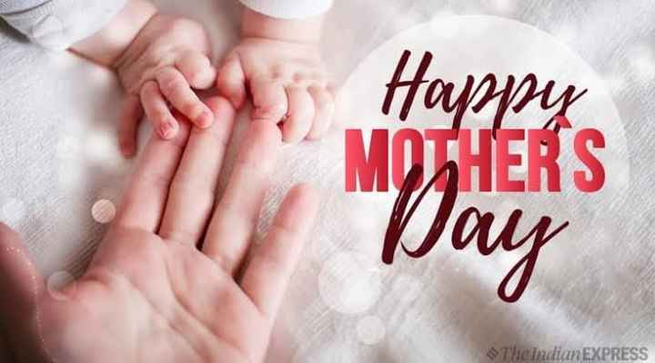 ತಾಯಿ - Happy MOTHERS Bay The Indian EXPRESS - ShareChat