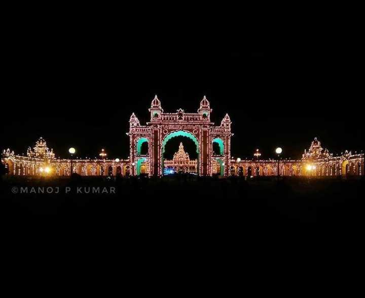 ನಮ್ಮ ಮೈಸೂರು - TTT ©MANOJ P KUMAR - ShareChat