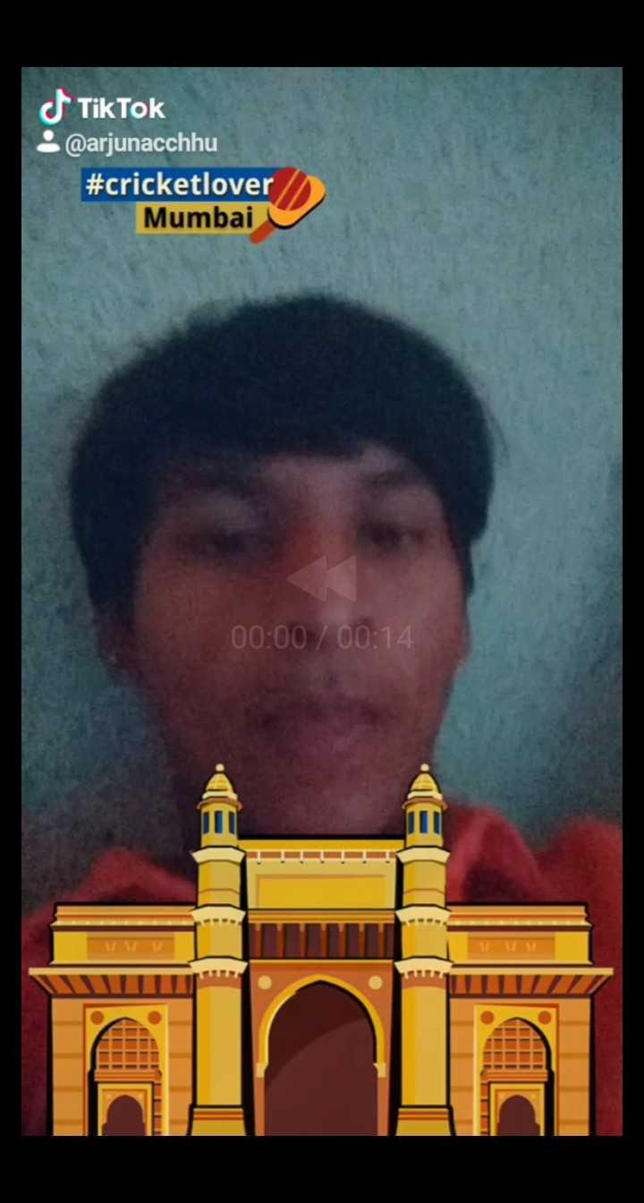 👺ನಿಖಿಲ್ ಎಲ್ಲಿದಿಯಪ್ಪ? - : @ arjunacchhu # cricketlover Mumbai 00 : 00 / 00 : 14 T - ShareChat