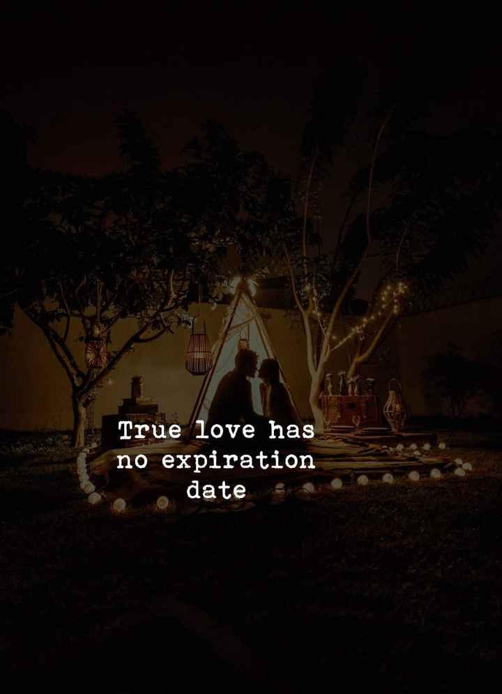 📜 ನುಡಿಮುತ್ತು - True love has no expiration date - ShareChat