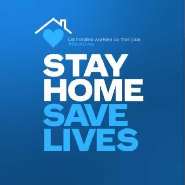 🚫 ಭಾರತ ಲಾಕ್ಡೌನ್ - Let frontline workers do their jobs SaveLives STAY HOME SAVE LIVES - ShareChat