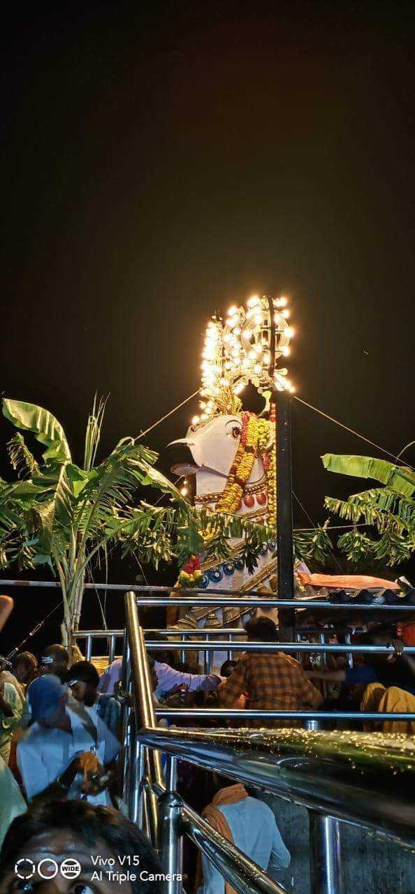 🌑ಮಹಾಲಯ ಅಮಾವಾಸ್ಯೆ - WA WIDE Vivo V15 Al Triple Camera - ShareChat
