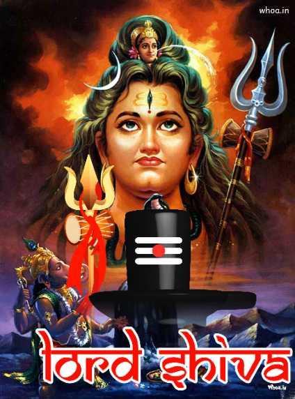 🙏ಮಹಾಶಿವರಾತ್ರಿಯ ಶುಭಾಶಯಗಳು - whoa . in lord shiva - ShareChat