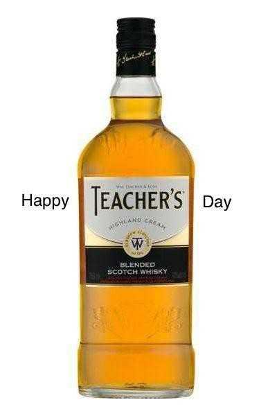 📱 ಮೊಬೈಲ್ ಫೋಟೋಗ್ರಫಿ - Happy TEACHER ' S Day WLAND CRE BLENDED SCOTCH WHISKY - ShareChat