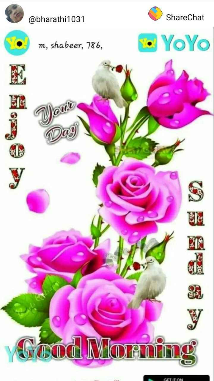 💔ಮೋಸಗಾತಿಯೇ - @ bharathi1031 ShareChat m , shabeer , 186 , • YoYo Aur Day Good Morning - ShareChat