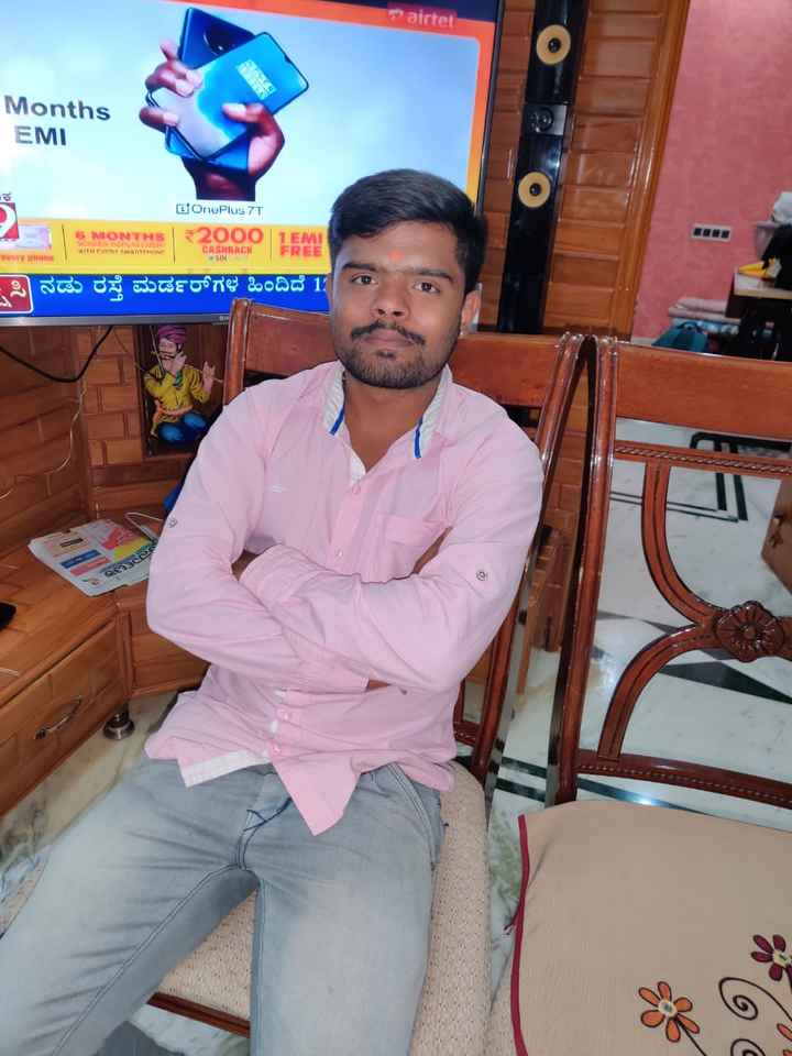 👶ಯಶಿಕಾಗೆ ಗಂಡು ಮಗ - airtel Months EMI DtOnePlus 7T 5 MONTHS 20001 CASHCK FREE SonntnicncALPch A ) | Adullahul 11 ) SOS - ಸಿ ನಡು ರಸ್ತೆ ಮರ್ಡ್ರ ಗಳ ಹಿಂದಿದೆ 1 - ShareChat