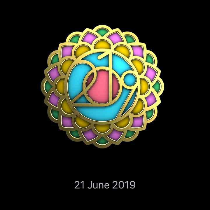 🧘ಯೋಗ ದಿನ - 21 June 2019 - ShareChat