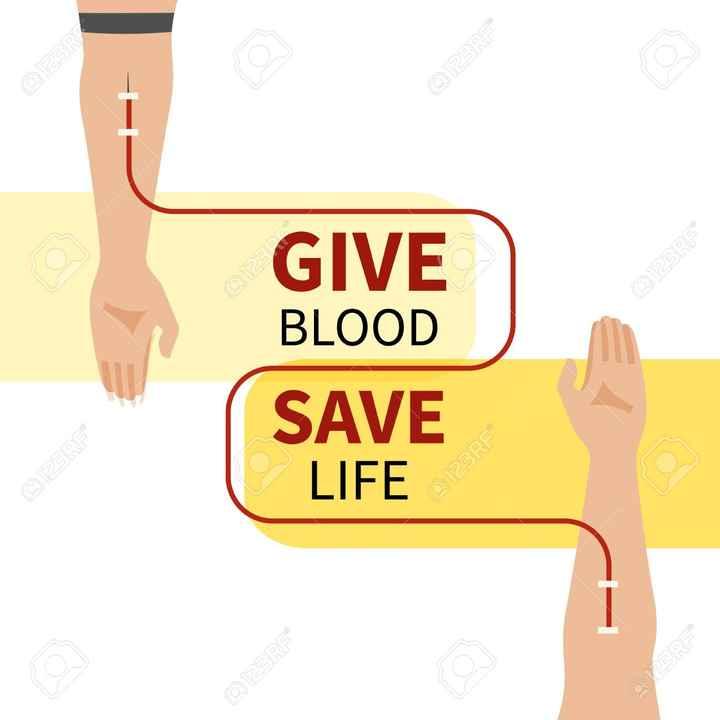 💉 ರಕ್ತದನ ಟಿಪ್ಸ್ - Q23RF 01231 0123RF JGEZIO LIFE SAVE BLOOD GIVE @ 123RF 0123RF 0123RF - ShareChat