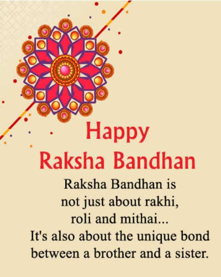 🙏 ರಕ್ಷಾಬಂಧನ ಡಬ್ ಸ್ಮ್ಯಾಶ್ - Happy Raksha Bandhan Raksha Bandhan is not just about rakhi , roli and mithai . . . It ' s also about the unique bond between a brother and a sister . - ShareChat