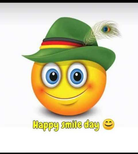 💖ಲವ್ - Happy smile day ♡ - ShareChat