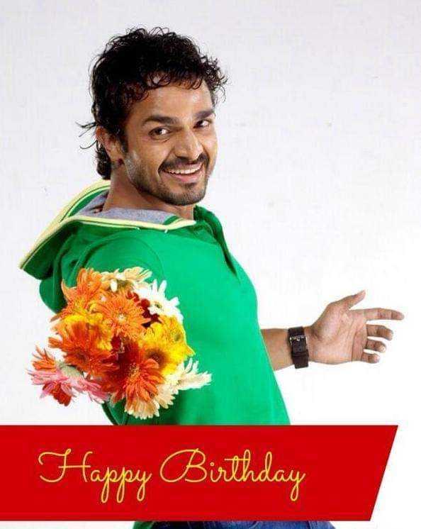 ವಿಜಯ್ ರಾಘವೇಂದ್ರ ಹುಟ್ಟುಹಬ್ಬ - Flappy Birthday - ShareChat