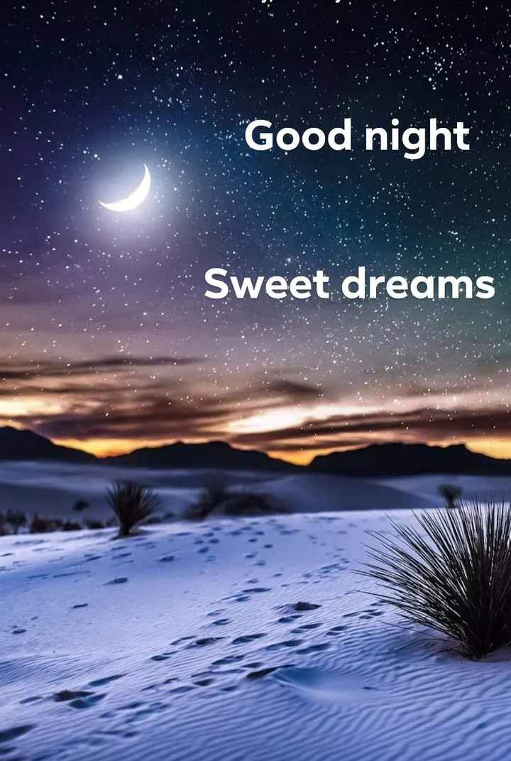 🌃ಶುಭ ರಾತ್ರಿ - Good night Sweet dreams - ShareChat