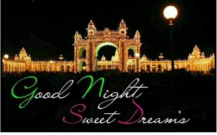 🌃ಶುಭರಾತ್ರಿ - Good Night Sweet Dreas m - ShareChat