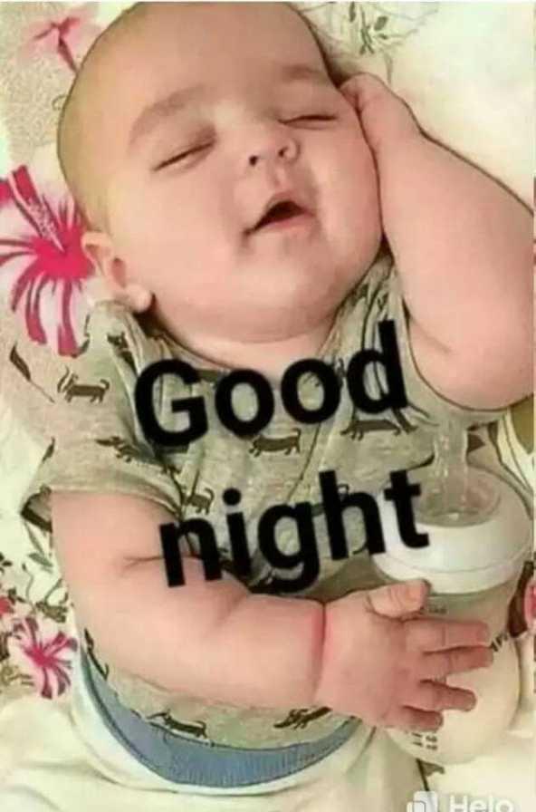 🌃ಶುಭರಾತ್ರಿ - - Good night m - ShareChat